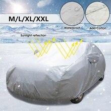 Full-Car-Covers Protector SUV Waterproof Outdoor 3-Hatchback Winter for Mazda 2 Sedan