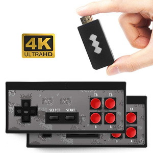 4K HDMI Video Game Console Built in 568 Classic Games Mini Retro Console Wireless Controller HDMI Output Dual Players
