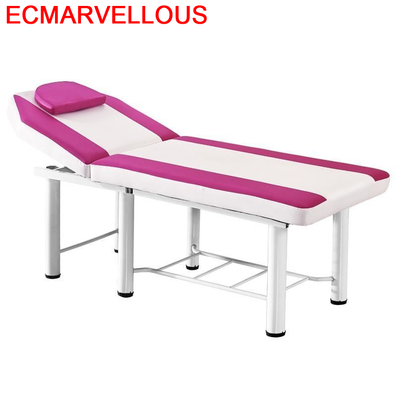 Tattoo Silla Masajeadora Furniture Pliante Cama Dental Mueble Camilla Plegable De Masaje Salon Chair Table Folding Massage Bed