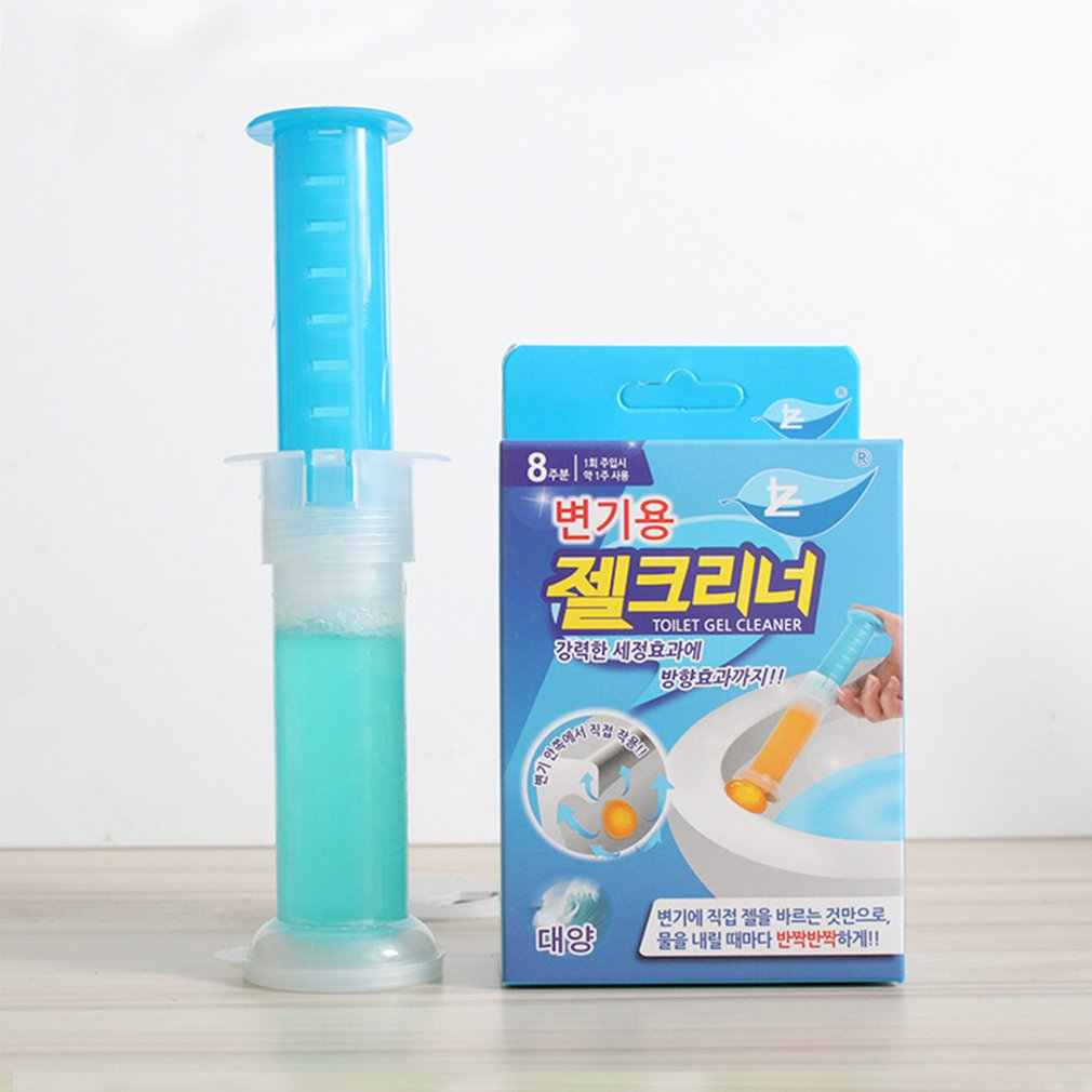 Magiczny środek czyszczący do wc typ igły antybakteryjny żel toaletowy zapachowy żel do sterylizacji domowej środki czystości