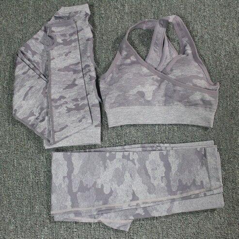3PCS Purple Set