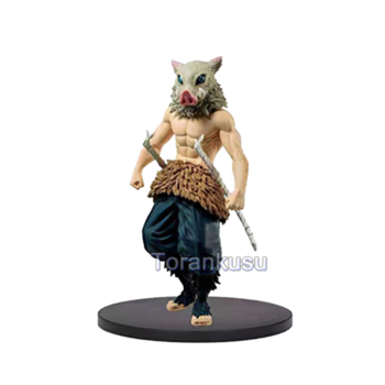 Figura de Inosuke Hashibira de Kimetsu no Yaiba (16cm) Figuras Kimetsu no Yaiba