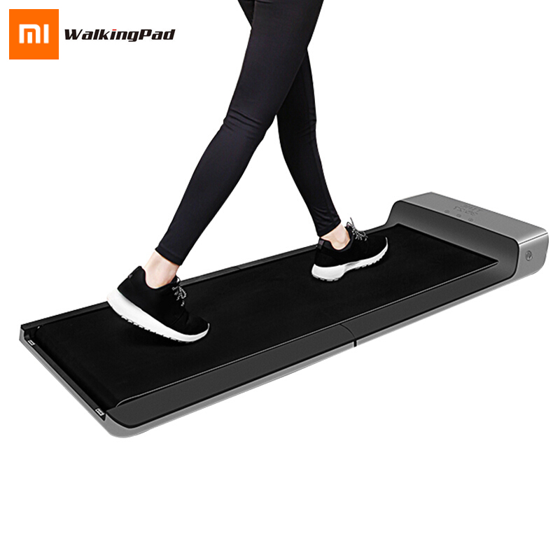 Original Xiaomi Mijia WalkingPad A1 Exercise Machine Foldable Household Non flat Treadmill Smart Control of Speed Mijia App Smart Remote Control     -