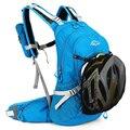 20л эргономичный водонепроницаемый велосипедный рюкзак, вентилируемый, для велоспорта, скалолазания, путешествий, бега, портативный рюкзак,...
