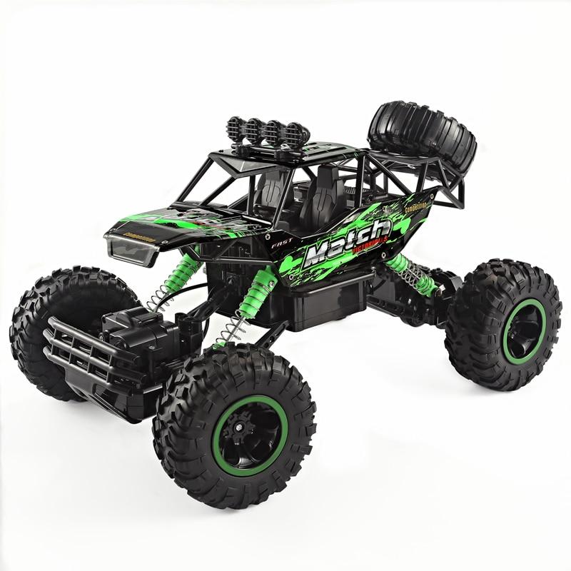 1:12 4WD RC voiture mise à jour version 2.4G radio télécommande voiture voiture jouet voiture 2017 haute vitesse camion tout-terrain camion enfants jouets 5