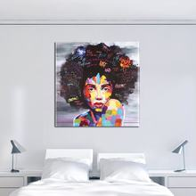 12489 Colourful Art Retro Canvas Prints Painting No Frame Wall Display Decor(China)