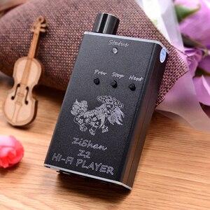 Image 4 - 2019 חם Zishan Z1/Z2 DIY MP3 מקצועי מוסיקה MP3 HIFI מוסיקה נגן DAP מקסימום תמיכת 256GB TF כרטיס משלוח חינם Z2/Z3/T1