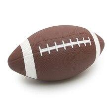 Размер № 3 подростковый мяч для регби Американский футбол студенческие тренировочные мячи Детский обучающий игровой мяч американский футбол s