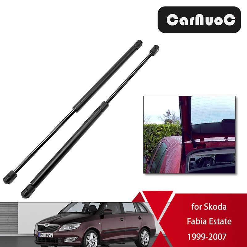 Rear Gate Gas Strut Door Support Steel Tailgate Boot Gas Struts for Skoda Fabia 1999-2007 6Y0827550A