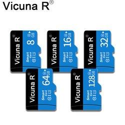 Micro SD TF карта 256 Мб 8 ГБ 16 ГБ 32 ГБ 64 Гб 128 Гб класс 10 Флэш-память Microsd карта 8 16 32 64 128 ГБ для адаптера смартфона