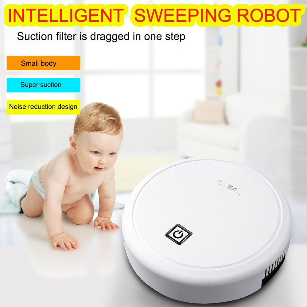 Sweeping Robot Charging Vacuum Cleaner Small Appliances Floor Cleaning Function Cleaning Robot Vacuum Cleaner Powerful 30N20