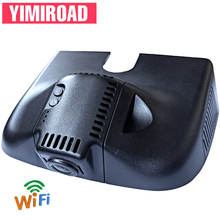 цена на YIMIROAD HiSilicon Hi3516 BZ17-E Wifi Car DVR For Mercedes Benz ML MB GL W163 W164 W166 W167 63 250 320 350 400 500 550 AMG X166