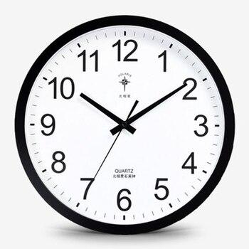 Large Wall Clock Modern Design Home Decor Big Silent Wall Clock Kitchen Decoracion Hogar Moderno Watch Home WKP489