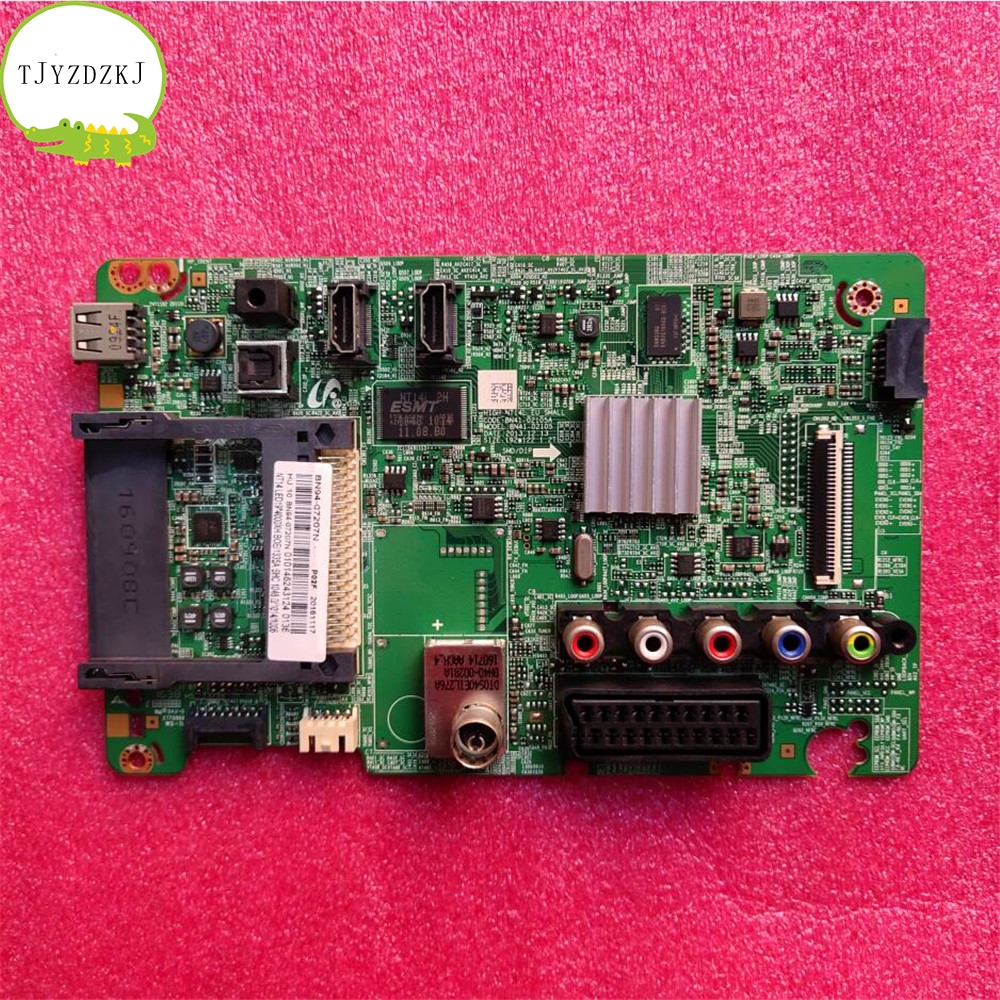 Good test working FOR SAMSUNG MAIN BOARD BN41 02105A BN94 07207L UE19H4000AW UE28H4000AK UE22H5000AK UE28J4100AK T28E310EX|Circuits|Consumer Electronics - title=