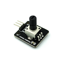 Поворотный потенциометр аналоговый модуль ручки для Arduino электронных блоков