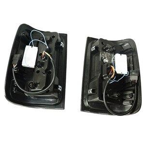 Image 4 - Luces led traseras para coche, luces traseras con señal de giro, aptas para vw amarok v6
