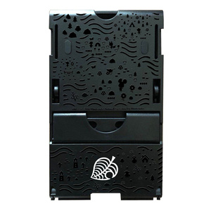 Image 2 - ポータブル堀スタンド nintend スイッチスイッチ lite ベース ns コンソールデスクトップ充電式電話タブレットユニバーサル動物の森