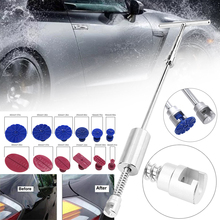 Car parts essentials Supplies Aluminium dent puller car dent removal tool gift for car durable different sizes with 12 pull tabs