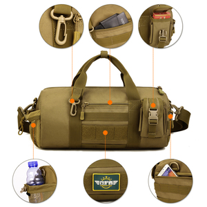 Image 3 - Men Gym Bags For Training Fitness Bags Travel Sport Hand Bags Outdoor Sports Shoulder Bag Swim Women Yoga Bags