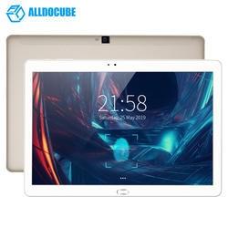 Ветвью Alldocube и X7 кубик без полосок, для молодых девушек X7 t10 Plus Android 6,0 записи телефона Tablet 10,1 дюймов 1920*1200 Ips Mt8783v-ct Octa Core, 3 Гб оперативной