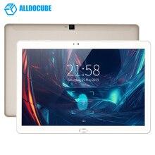 Alldocube X7 del Cubo di Trasporto libero Giovane X7 t10 Plus. Android 6.0 di Scrittura Del Telefono Tablet Da 10.1 Pollici 1920*1200 Ips Mt8783v ct octa Core 3 gb 32 gb