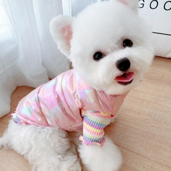 Pet Clothes For Small Dogs Waterproof Puppy  2