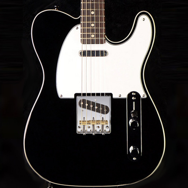 Vintage Tele Ashtray Style Electric <font><b>Guitar</b></font> Bridge 6 Saddles for <font><b>Telecaster</b></font> <font><b>Guitars</b></font> Accessories BHD2 image