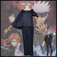 COSSUN Anime Jujutsu Kaisen Mahito Cosplay Costume adulte fantaisie Costume haut + pantalon Halloween carnaval uniformes sur mesure