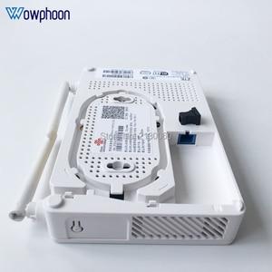 Image 4 - 2019 חדש דגם ZTE F677 GPON ONU 1GE + 3FE + 1Tel + 1USB + Wifi אותו פונקצית F623 F663N f660, אנגלית גרסה