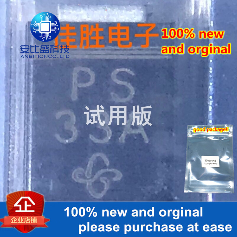 20pcs 100% New And Orginal SMBJ188A 188V DO214AAsilk-screen PS One-way TVS Protecting Tube In Stock