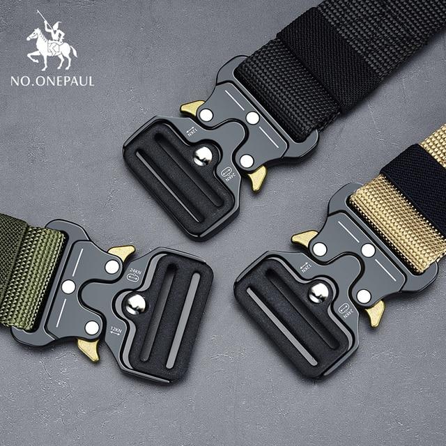 NO.ONEPAUL Tactical Belt 6