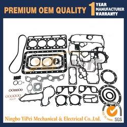 V1702 tuleja cylindrowa zestaw uszczelek i głowicy cylindrów dla Kubota V1702 silnika