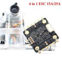Skysars SPARKHOBBY JHEMCU EM15A 25A BLheli_S a 2 4S 4in1 DShot600 20x20mm חטא escobillas ESC para RC drone FPV מירוץ Accs