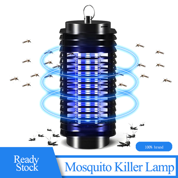 Electric Mosquito Insect Killer Lamp Led Photocatalyst Fly Trap Bug Insect Killer Trap Lamp Anti Mosquito Repellent EU US Plug electronic mosquito killer lamp smart photocatalyst light bug insect mosquito repellent repeller zapper with us plug adapter