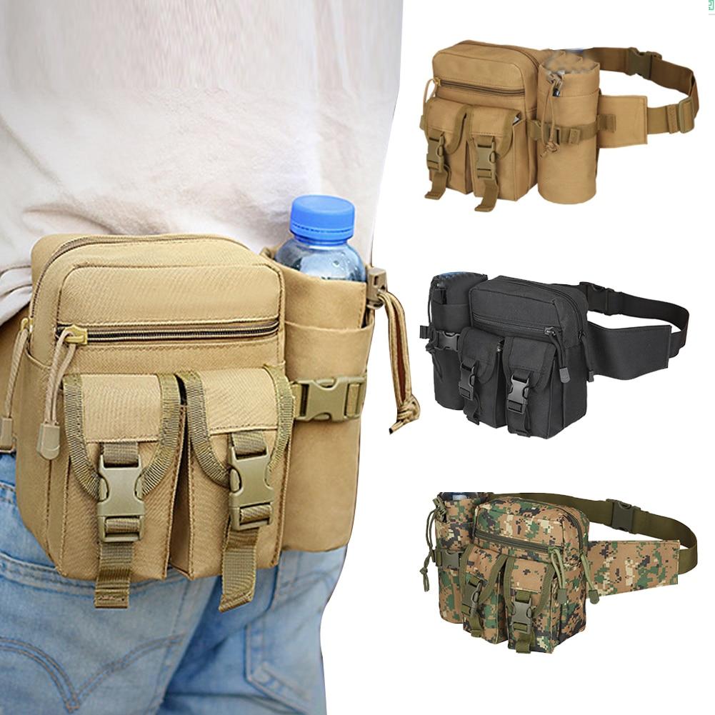 Men Waist Bag Tactical Bag Bolsa Tactica Militar Waterproof Outdoor Military Bag Sac Militaire Hiking Army Bags Bolsa Militar