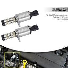 Control-Valve for Chevrolet-Cruze Sonic Epica/1.8 OPEL ASTRA ZAFIRA MOKKA 55567050 2PCS