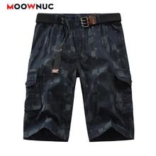 Street Dress Shorts Pants Pockets Trousers Plaid New Summer Hombre Knee Length Fit MOOWNUC Fashion Male 2020 Cotton Casual  Mens plaid knee length casual mens shorts