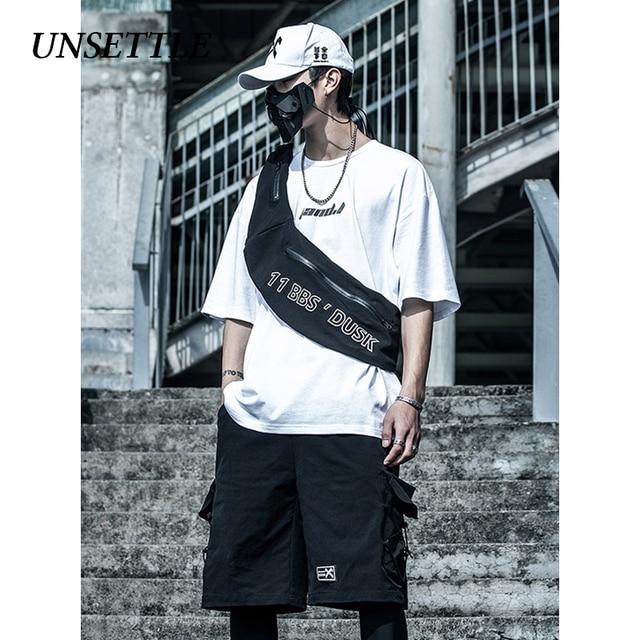 Hip Hop Streetwear Cargo Shorts 6