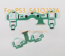 10sets Replacement For PS3 Controller SA1Q222A SA1Q224A Circuit Board Ribbon Cable Conductive Film For PlayStation PS3