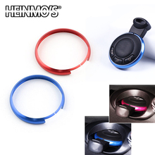Key Trinket Accessories Car Decoration Styling Ring For Mini Cooper JCW Clubman Countryman R55 R56 R60 Aluminum