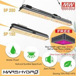Mars Hydro Sp 150 250 Volledige Spectrum Led Kweeklampen Strip Kweektent Hydrocultuur Veg En Bloem