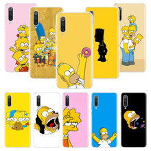 Simpsons Case for Xiaomi Redmi Note 8 7 6 8T 8A 7A 6A S2 K30 K20 MI 9 8 CC9 F1 Lite Pro Soft TPU Phone Cover bible verse jesus christ christian cover phone case for xiaomi redmi note 8 8t 7 6 pro 6a 4x 7a 8a s2 k20 k30 mi 8 9 lite pro cc