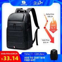 Fenruien Waterproof Backpacks USB Charging School Bag Anti theft Men Backpack Fit 15.6 Inch Laptop Travel Backpack High Capacity