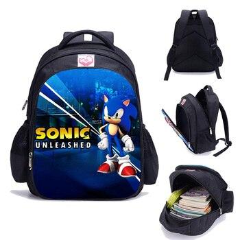Рюкзак 16 дюймов с объемным звуком для девочек и подростков, рюкзак на молнии для мужчин