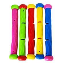 5 шт многоцветная игрушка Палка для дайвинга подводный плавательный