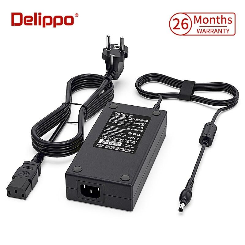 Светодиодный адаптер питания 24V 10A 240W AC/DC с адаптером 5,5x2,5 мм Delippo