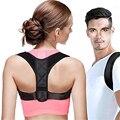 Поддерживающий Пояс, регулируемый Корректор осанки для спины, до ключиц, спины, плеч, поясницы, коррекция осанки, безопасная поддержка спины