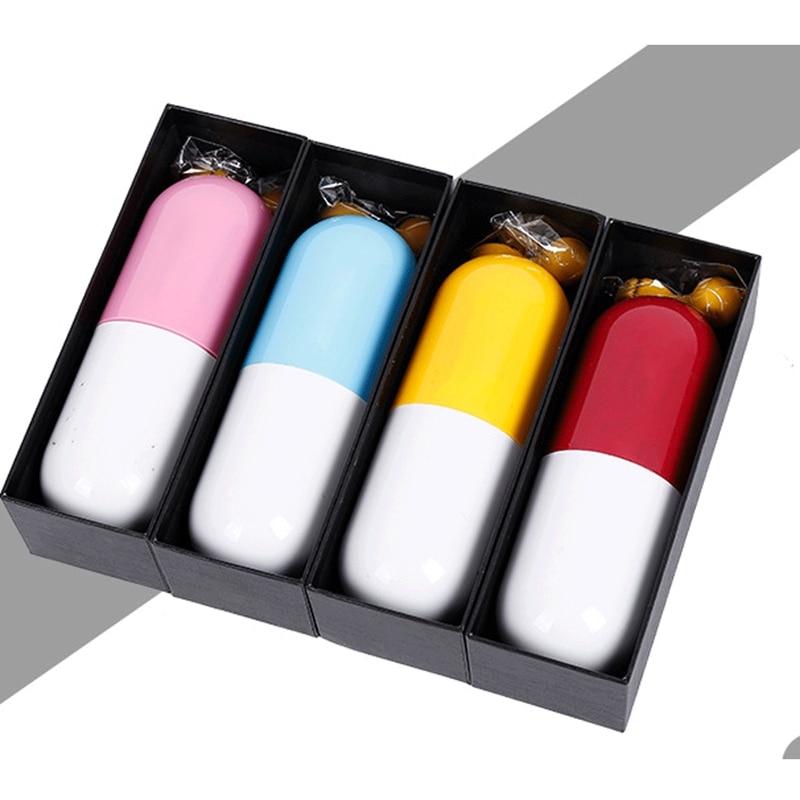 Капсульный мини-зонт, легкие маленькие карманные зонтики, складные компактные чехлы с защитой от УФ-лучей