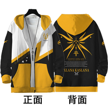 Coat Honkai Impact Sweatshirt Jacket Anime Yae Sakura Women Tops 3 Hoodie Zipper Loose