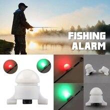10 шт рыболовная сигнализация светящийся зажим удочка наконечник